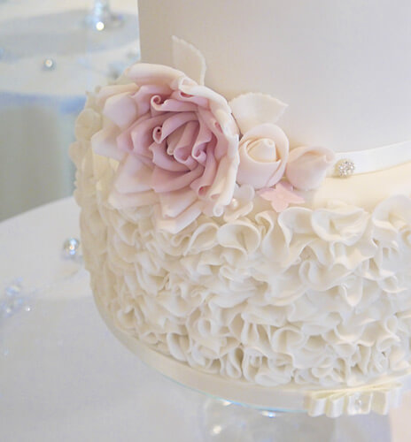 Wedding cake Carlisle